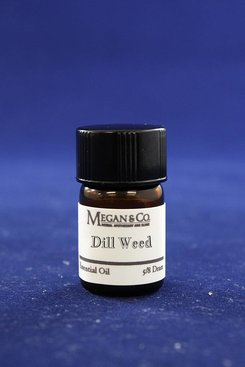 Dill Weed Organic Essential Oil