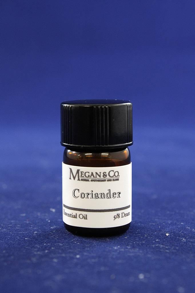 Coriander Essential Oil, 5/8th Dram