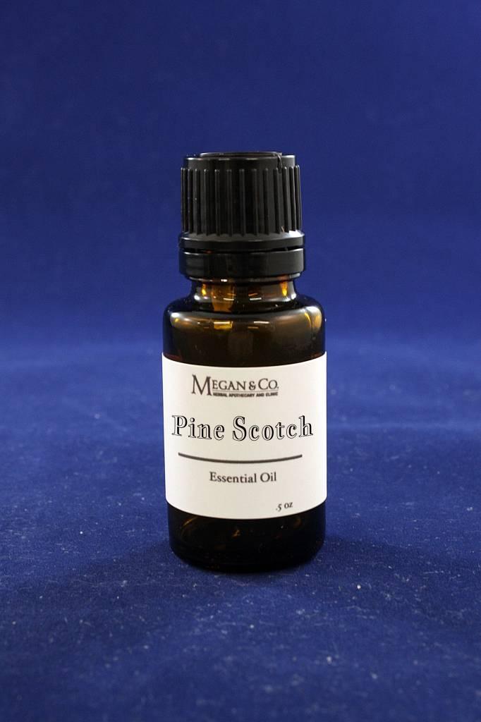 Pine Scotch Essential Oil, .5 oz