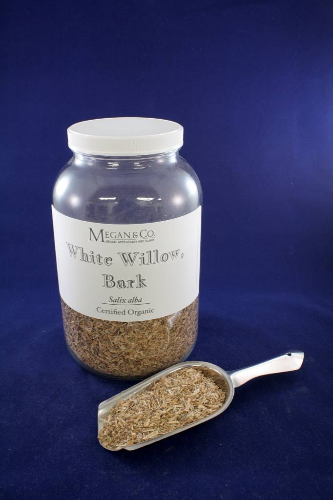 Willow, Bark, 1 oz Bagged