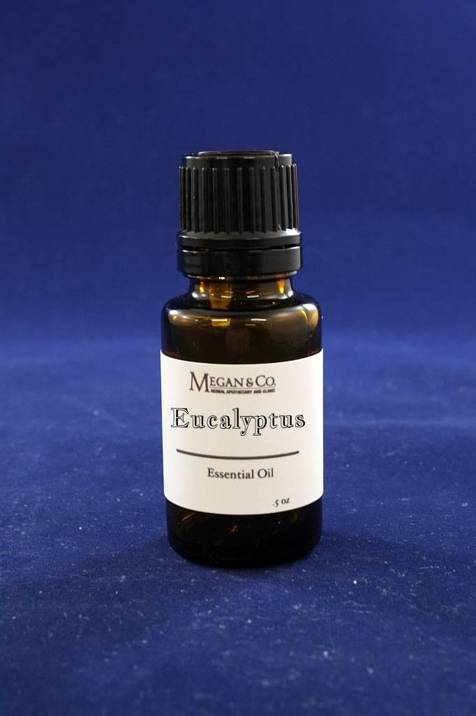 Eucalyptus Essential Oil, .5 oz