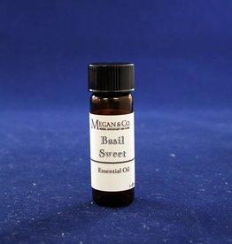 Basil Sweet Essential Oil, Dram