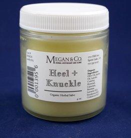 Heel + Knuckle Salve 4 oz