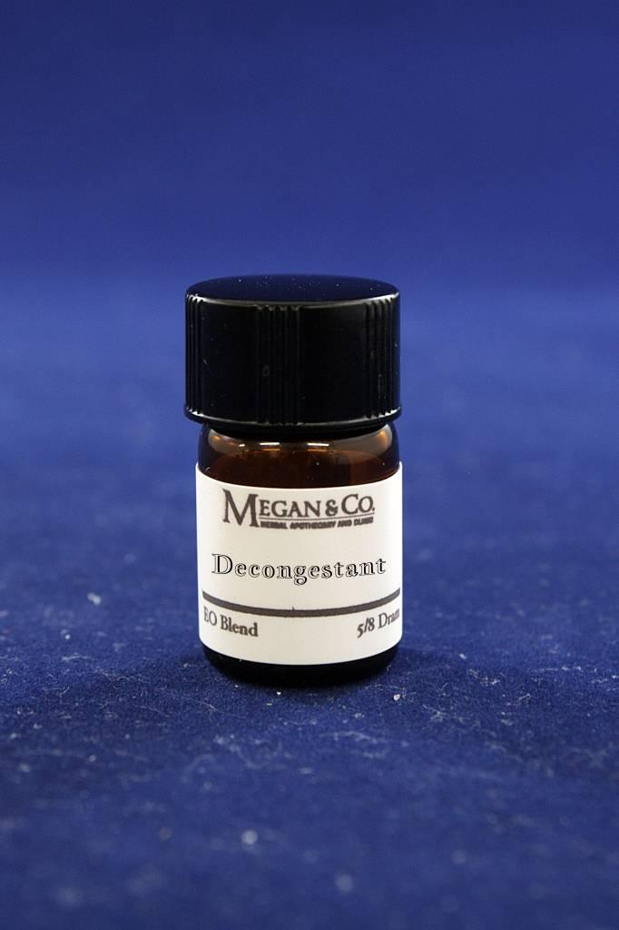 Decongestant Essential Oil Blend, 5/8th