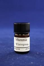 Wintergreen Essential Oil, 5/8th Dram