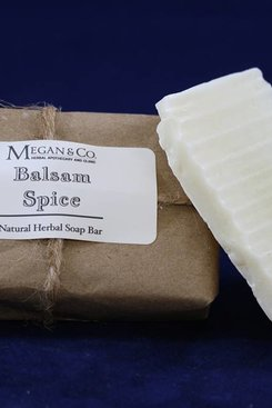 Balsam Spice, Soap Bar
