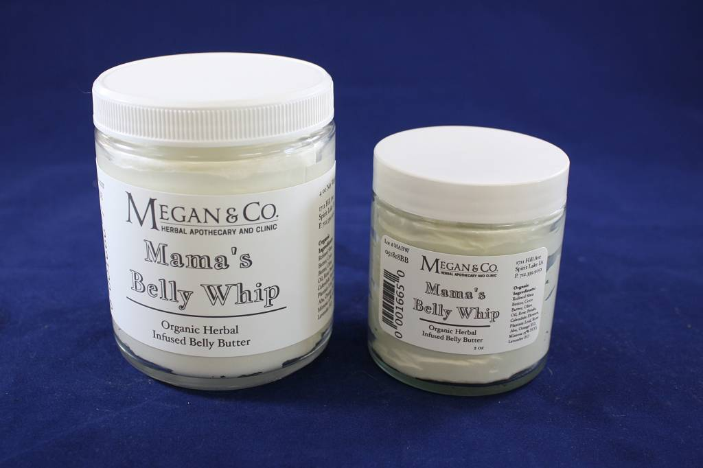 Mama's Belly Whip, 9 oz