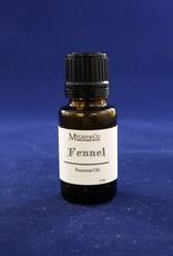 Fennel, .5 oz, Essential Oil