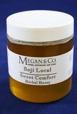 Sweet Comfort Local Honey, 4 oz