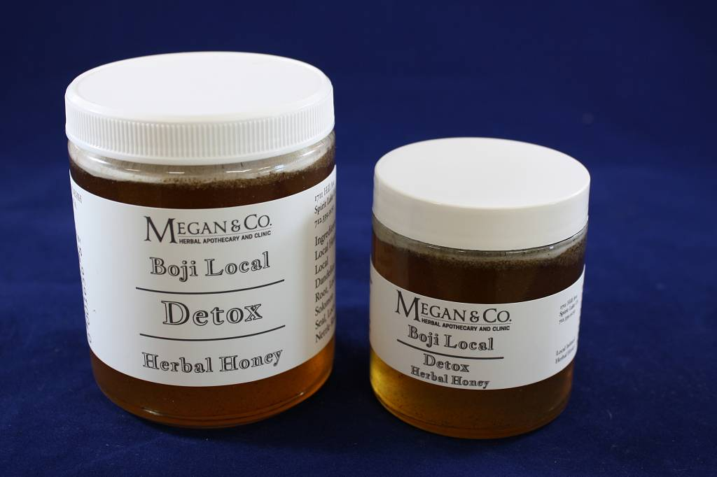 Detox Local Honey, 9 oz