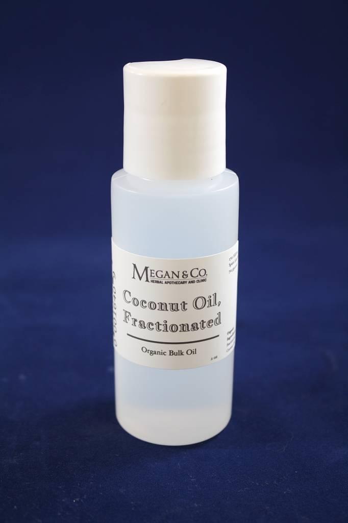 Fractionated Coconut Oil, 2 oz