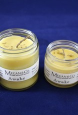 Awake, 2 oz Beeswax Candle