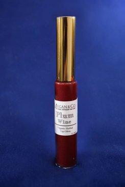 Plum Wine, Natural Herbal Lip Gloss