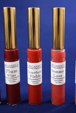 Strawberry Fields, Natural Herbal Lip Gloss