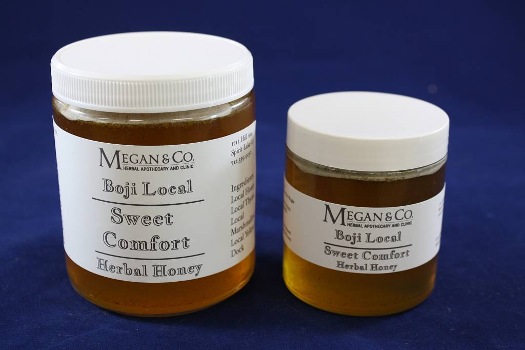 Sweet Comfort Local Honey, 9 oz