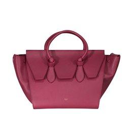 Céline N/A - Céline Rasberry Tie Handbag