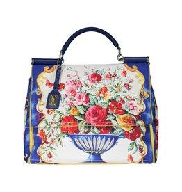 Dolce & Gabbana NON DISPONIBLE - Dolce & Gabbana sac à main Miss Sicily à imprimé de fleurs