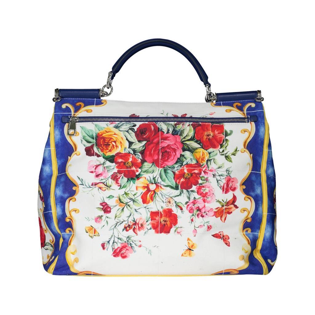 da332251532 ... Bag Dolce & Gabbana N/A - Dolce & Gabbana Runway Miss Sicily Flower ...