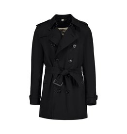 Burberry Burberry trench-coat classique noir The Kensington