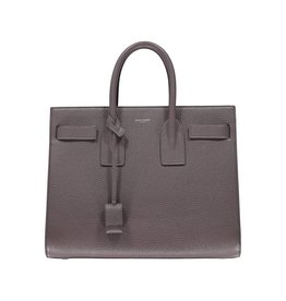 Saint Laurent Paris NON DISPONIBLE - Saint Laurent Paris sac à main Small Sac de Jour couleur Fog
