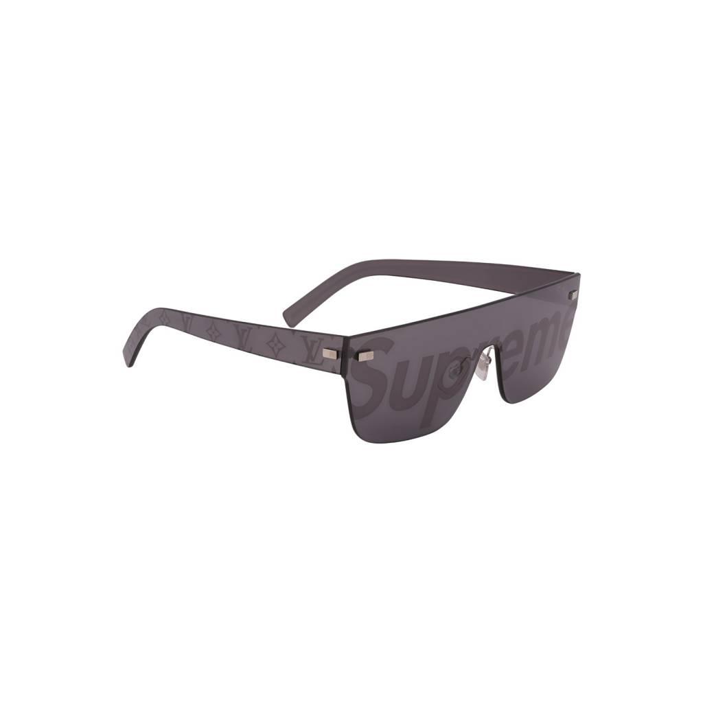 Louis Vuitton NON DISPONIBLE - Louis Vuitton X Supreme lunettes de soleil City Mask
