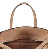 Gucci N/A - Gucci Beige Leather Weekend Bag