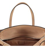 Gucci NON DISPONIBLE - Gucci sac de week-end en cuir beige