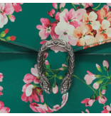 Gucci N/A - Gucci Green Medium Dionysus Bloom Bag