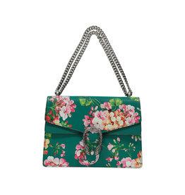 Gucci N/A - Gucci Green Medium Dionysus Bloom Bag