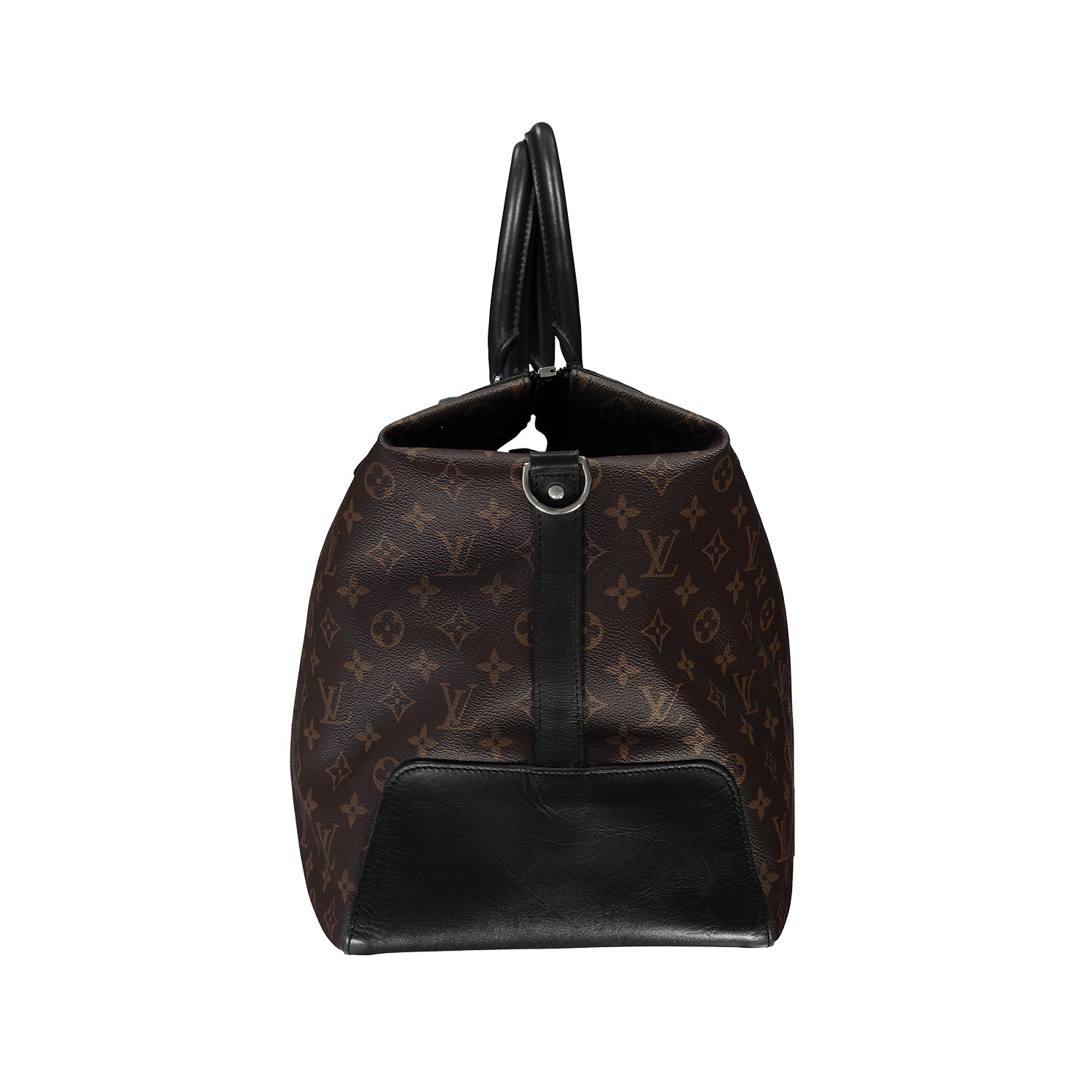 Louis Vuitton NON DISPONIBLE - Louis Vuitton sac souple Neo Greenwich en toile Monogram Macassar
