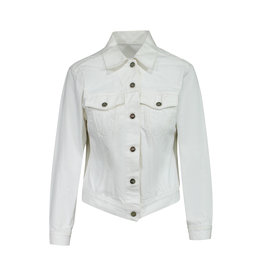 Gucci NON DISPONIBLE - Gucci blouson blanc en denim