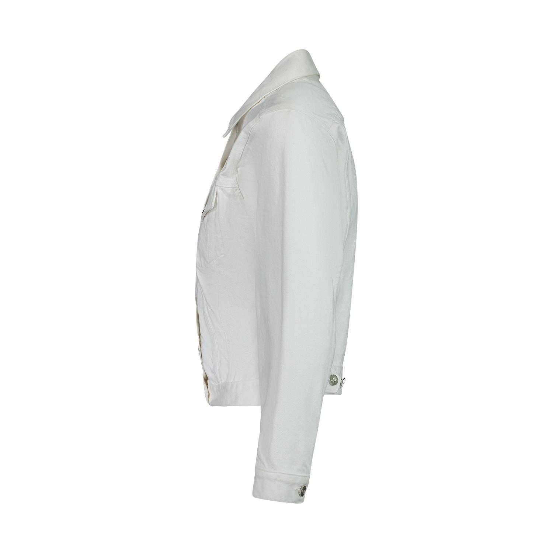 Gucci Gucci White Jeans Jacket