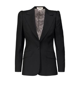 Chloé ON REQUEST - Chloé Black Wool Blazer