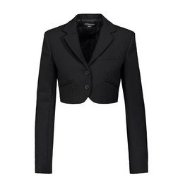 Alexander Wang ON REQUEST - Alexander Wang Cropped Blazer