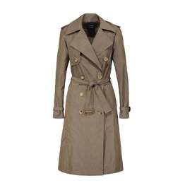 Lanvin Lanvin trench long camel