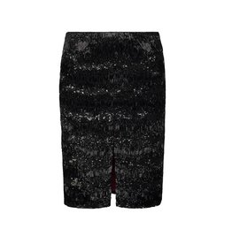 Pamela Roland Pamela Roland Black Beaded Skirt