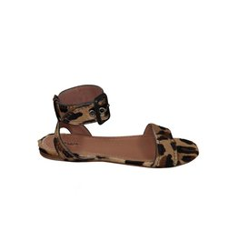 Alaïa N/A - Alaïa Pony-Hair Sandals