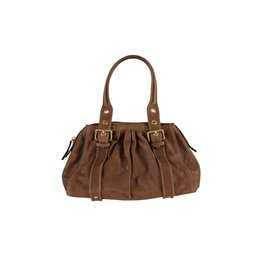 Miu Miu N/A - Miu Miu Tan Matelasse Handbag