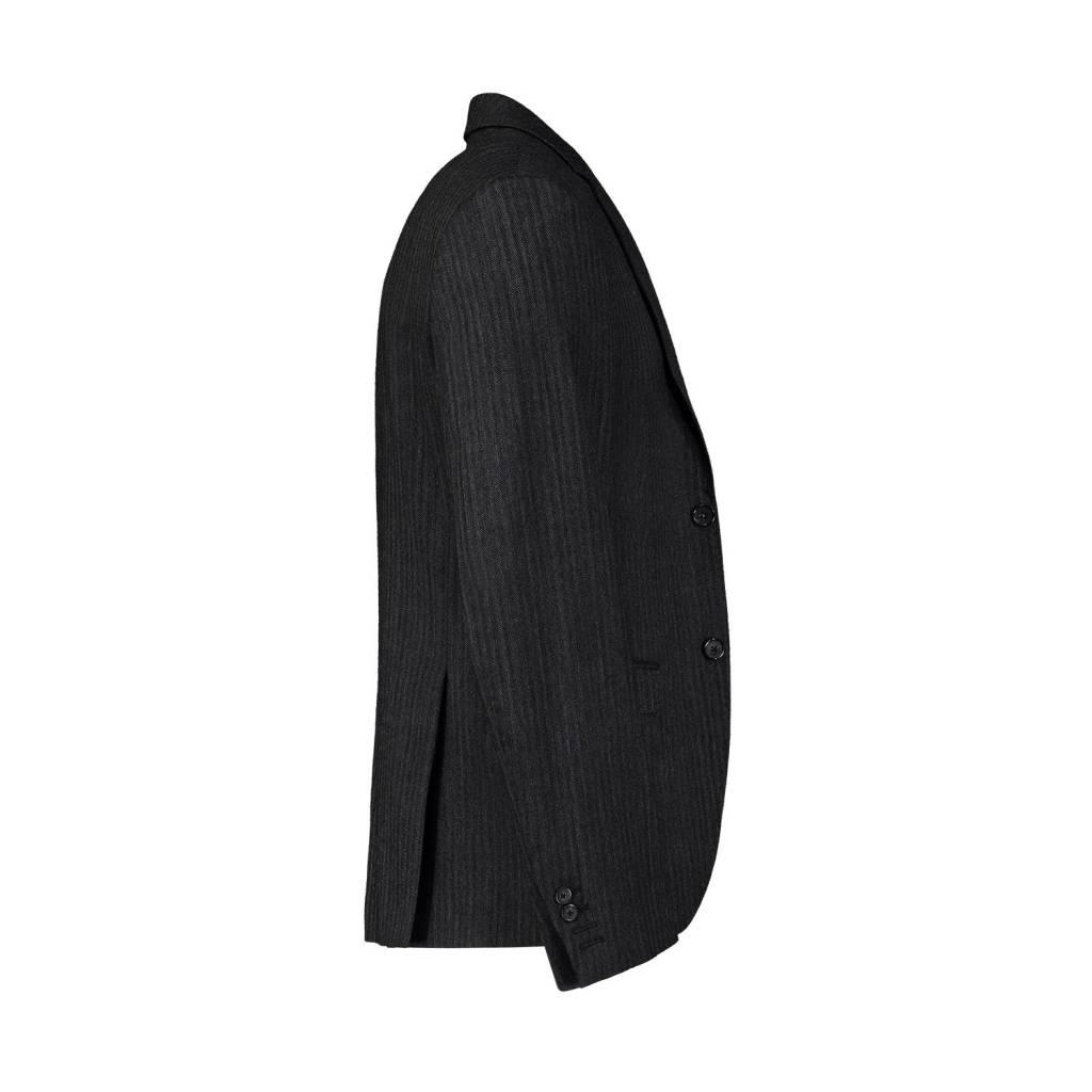 Neil Barrett Neil Barrett Grey Blazer with Vest Detail