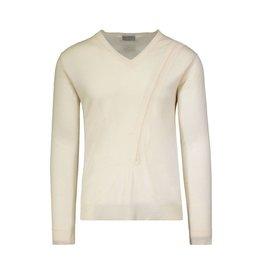 Dior Homme Dior Homme Ivory Vneck Sweater