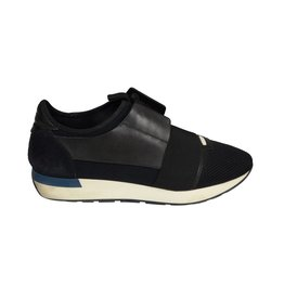 Balenciaga NON DISPONIBLE - Balenciaga baskets basses bleu marine
