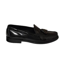 Saint Laurent Paris N/A - Saint Laurent Paris Tassel Penny Loafers