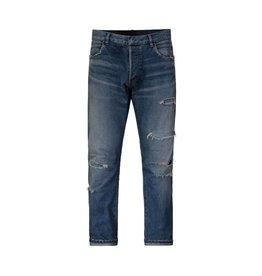 Balmain N/A - Balmain Blue Ripped Jeans