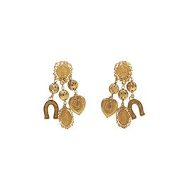 Dolce & Gabbana N/A - Dolce & Gabbana Orecchini Charms Earrings