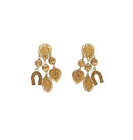 Dolce & Gabbana NON DISPONIBLE - Dolce & Gabbana pendants d'oreille Orecchini