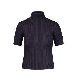 Prada N/A - Prada Plum Short Sleeves Sweater