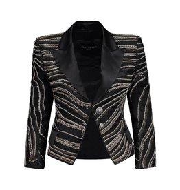 Balmain Balmain Embellished Blazer