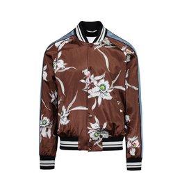 Valentino NON DISPONIBLE - Valentino blouson à motif floral Souvenir
