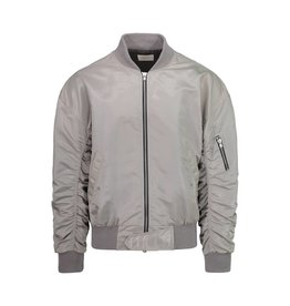 Fear of God N/A - Fear of God Silver Bomber Nylon Jacket