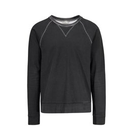 Balenciaga Balenciaga Charcoal Coated Sweatershirt